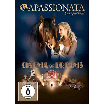DVD Apassionata  -Magische Begegnungen -Cinema Of Dreams-