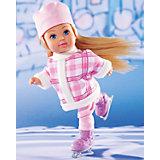 """Кукла """"Штеффи и Еви катаются на коньках"""", 29 см, Simba"""
