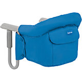 Подвесной стульчик для кормления FAST, Inglesina, голубой