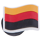 Джибитс для сабо Crocs Germany Flag 12