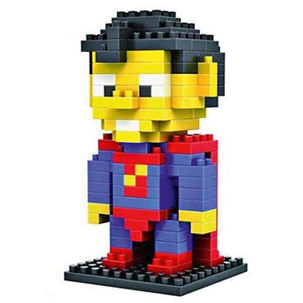 "Конструктор ""Супер Мужик (Супермен)"", Loz"