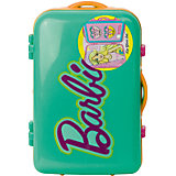 Набор детской косметики Barbie в чемоданчике, зеленый