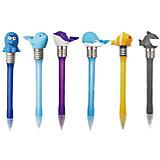 Ручка LED «Морские Животные», в ассортименте