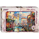 "Пазл  ""Венеция перед закатом"", 1000 деталей, Step Puzzle"