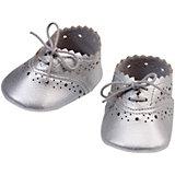 Ботиночки, серебряные, Baby Annabell