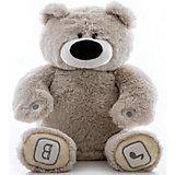 Интерактивный медведь, серый, Luv'n Learn