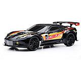 Машина на р/у Corvette C7R, чёрная