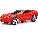 Машина на р/у Corvette Z06, красная