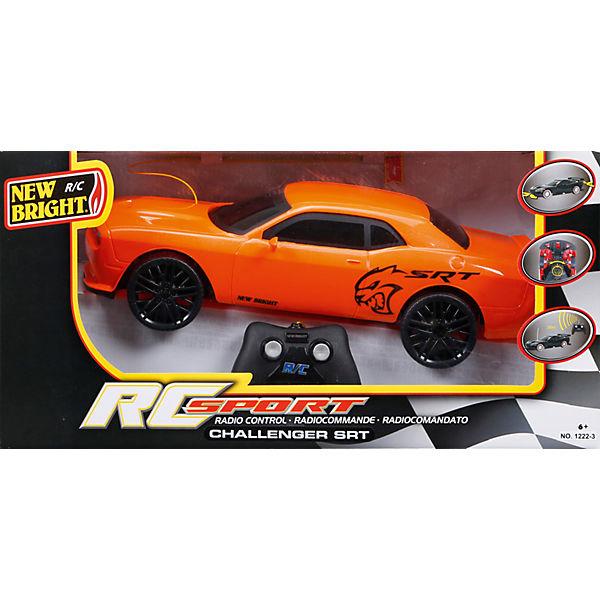 Машина на р/у Challenger Hellcat