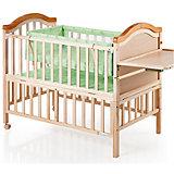 Кроватка LMY632HA (H453), Geoby, зеленый