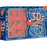 3D головоломки