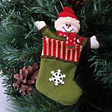 Новогоднее подвесное украшение (полиэстер)