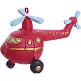 """Украшение """"Вертолет"""" 8*5*6 см"""