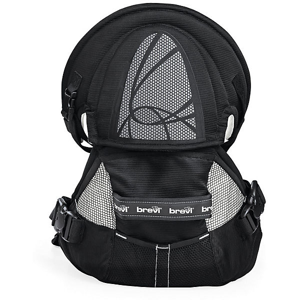 Рюкзачок для переноски детей Pod (015/258), Brevi, черный