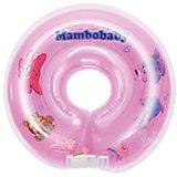 Круг на шею Mambobaby 0-24 мес, Mambobaby, розовый