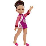 Кукла Гимнастка в розовом платье, 32 см, Paola Reina