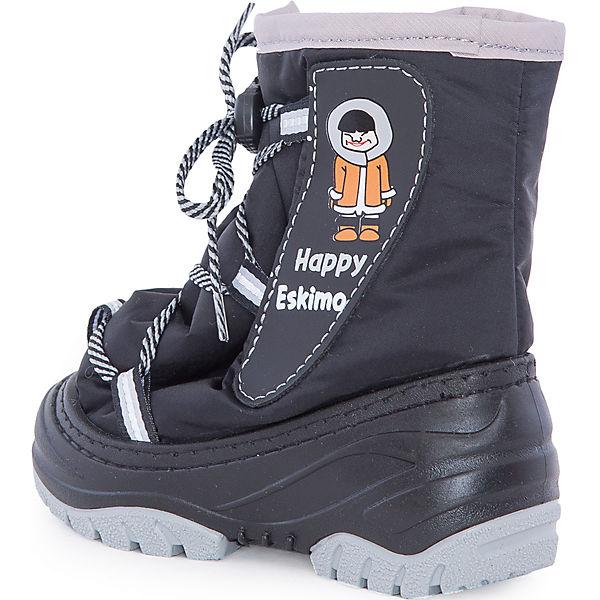 Сноубутсы Happy Eskimo для мальчика DEMAR