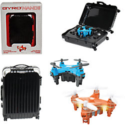6-осевой Gyro-Nano II квадрокоптер 2,4GHz, 4 канала, в чемоданчике, 1toy