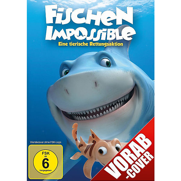 DVD Fischen Impossible (Fun-Edition)