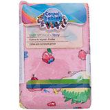 Губка махровая, Canpol Babies, розовый