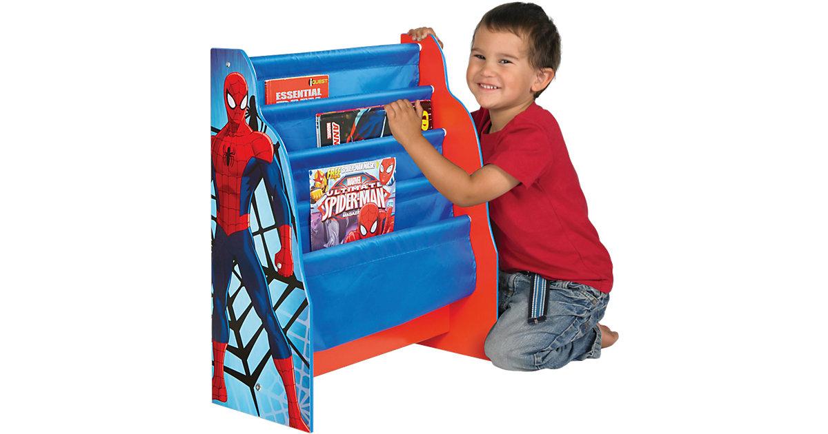 Bücherregal, Spiderman