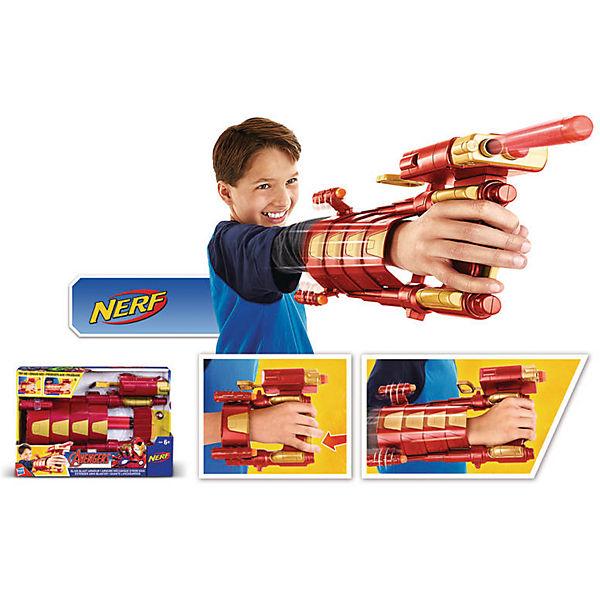 Боевая броня Железного Человека, Мстители, Hasbro