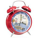 """Настольные  часы-будильник  """"Пират"""" электрические, Egmont"""