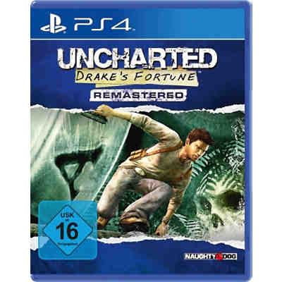 PS4 Uncharted 1