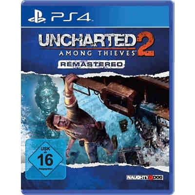 PS4 Uncharted 2