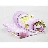 Одеяло шерстяное 140*205 облег., Mona Liza