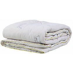 Одеяло 1.5сп Овечья шерсть 140*205 искусственный тик, Mona Liza