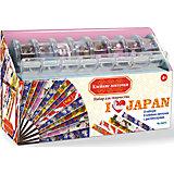 """""""Я люблю Японию"""" Набор для творчества с клейкими ленточками."""
