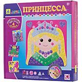 """Мозаика-набор для малышей """"Принцесса"""""""