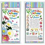 """Креповые цветы своими руками """"Лотос"""" 3 цвета в ассортименте"""
