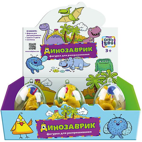 """Набор для раскрашивания """"Динозавр в яйце"""", в ассортименте"""
