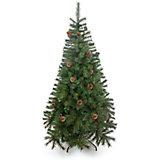 Венская ель с шишками 120 см