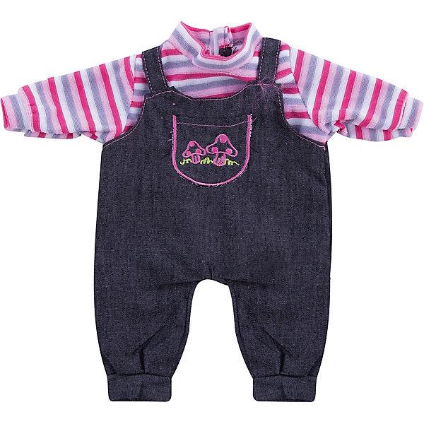 Одежда для кукол: джинсовый костюмчик, JUNFA