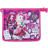 "Папка для тетрадей ""Ever After High"" А5, на молнии"