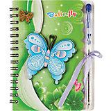 Блокнот с ручкой, 40 листов