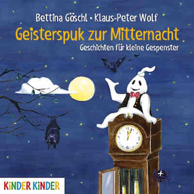 Halloweengeschichten, 1 Audio-CD