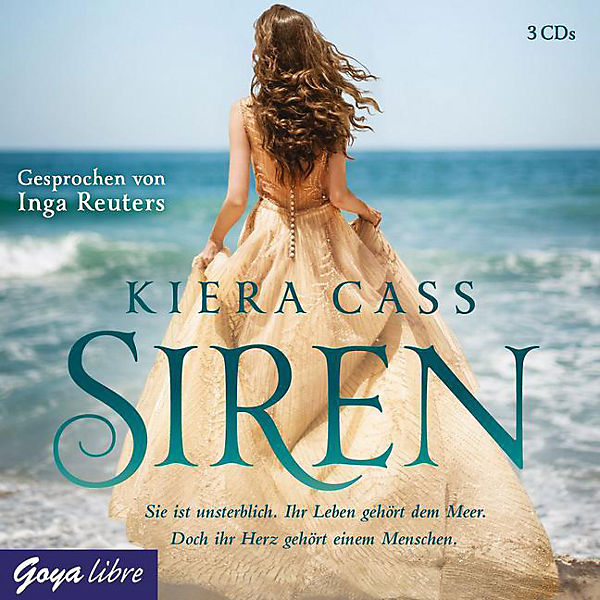 Siren, 3 Audio-CDs