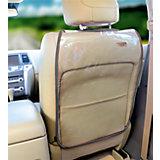 Накидка защитная на спинку сиденья SAFE-3, Siger, прозрачная