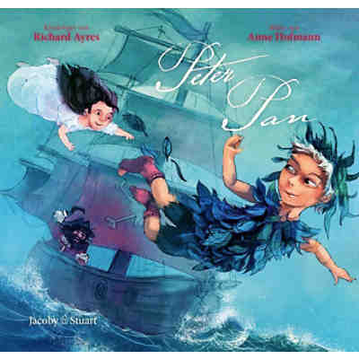 Peter Pan, mit Audio-CD