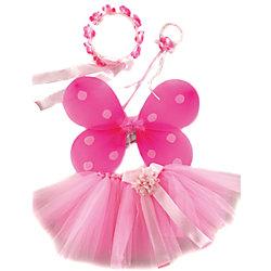 Костюм Бабочки, розовый, Новогодняя сказка