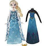 Кукла Эльза, со сменным нарядом, Холодное сердце
