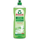 Средство для мытья посуды (зеленый лимон), 1 л., Frosch