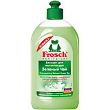 Бальзам для мытья посуды (зеленый чай), 0,5 л., Frosch