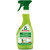 Очиститель для ванны и душа (зеленый виноград), 0,5 л, Frosch
