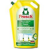 Жидкое средство для стирки Лимон, 2л, Frosch