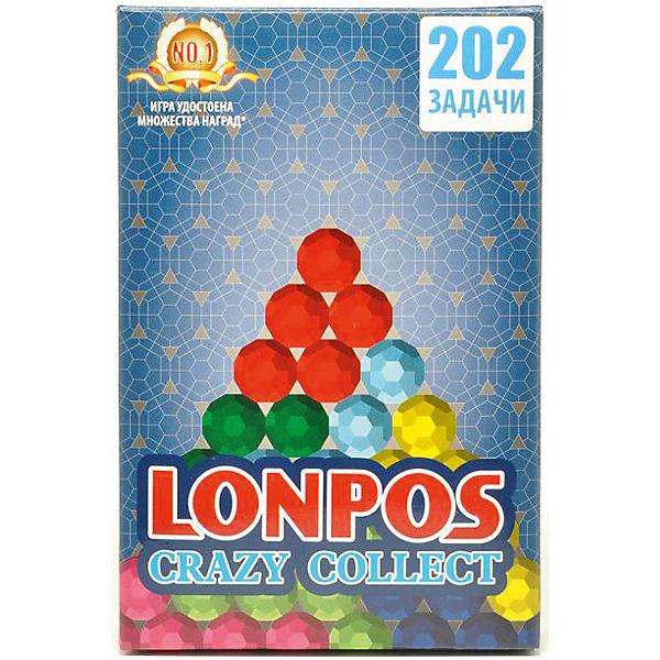 """Головоломка """"Crazy Collect"""", Lonpos"""